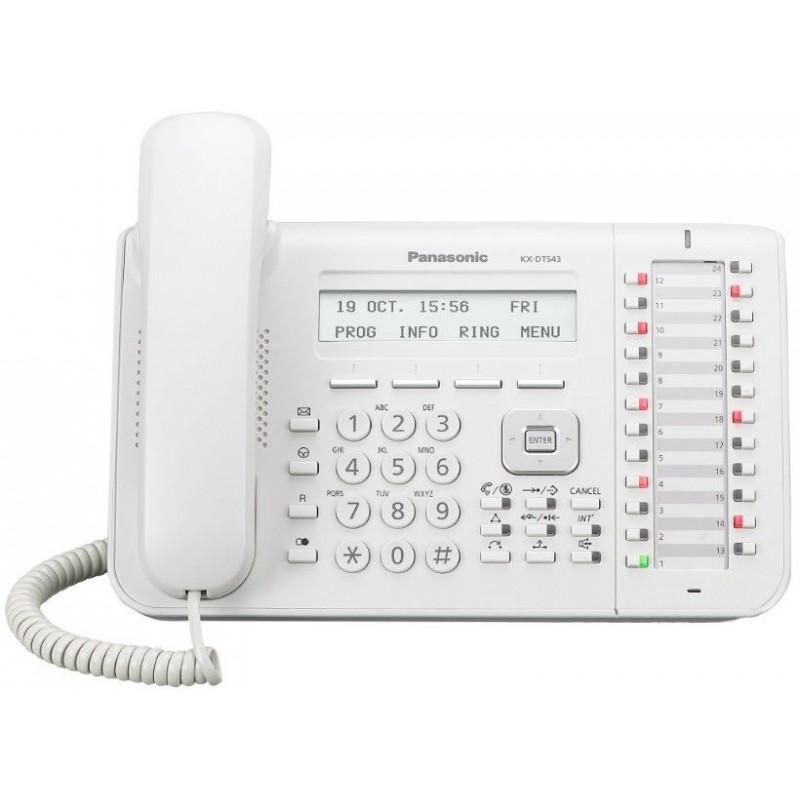 تلفن دیجیتال پاناسونیک مدل KX-DT543