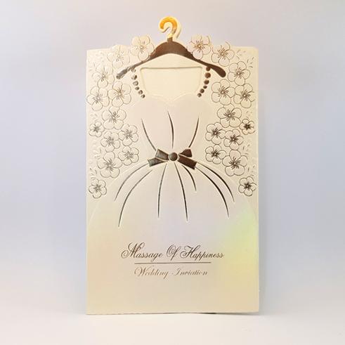 کارت عروسی vip کد 428 متالایز