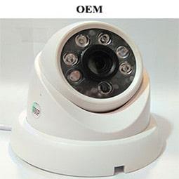 دوربین مدار بسته AHD برند OEM مدل دام B73