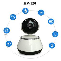 دوربین مدار بسته وایرلس مدل hw120