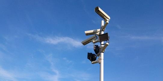 حفاظت از دوربین های مدار بسته در برابر سرقت و آسیب دیدگی