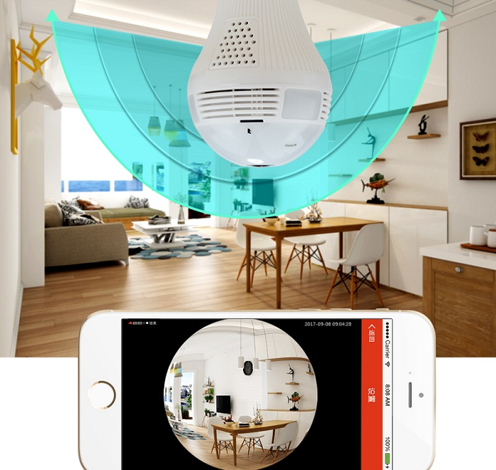 دوربین مدار بسته لامپی و مزایا و معایب آن + قیمت