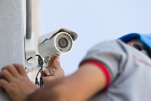 قوانین نصب دوربین مدار بسته در مکانهای مختلف