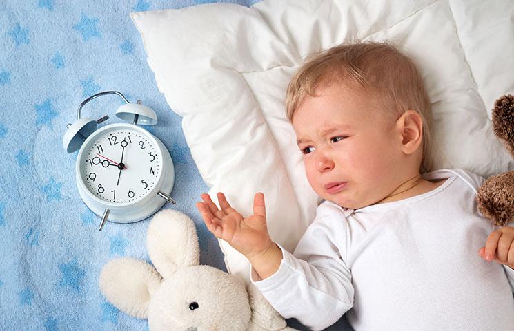 علل مشکلات خواب کودکان با اختلال طیف اتیسم