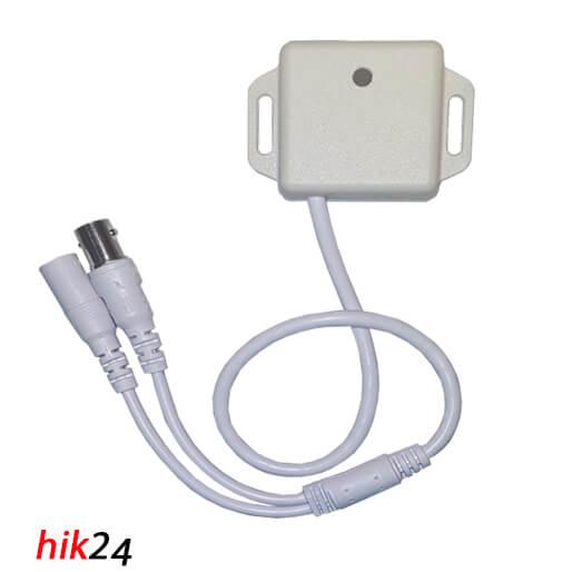 میکروفون باکس برند hik24 مدل BMW50024-A1 مناسب برای دوربین مدار بسته