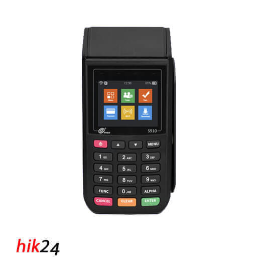 کارتخوان سیار POS devices S910