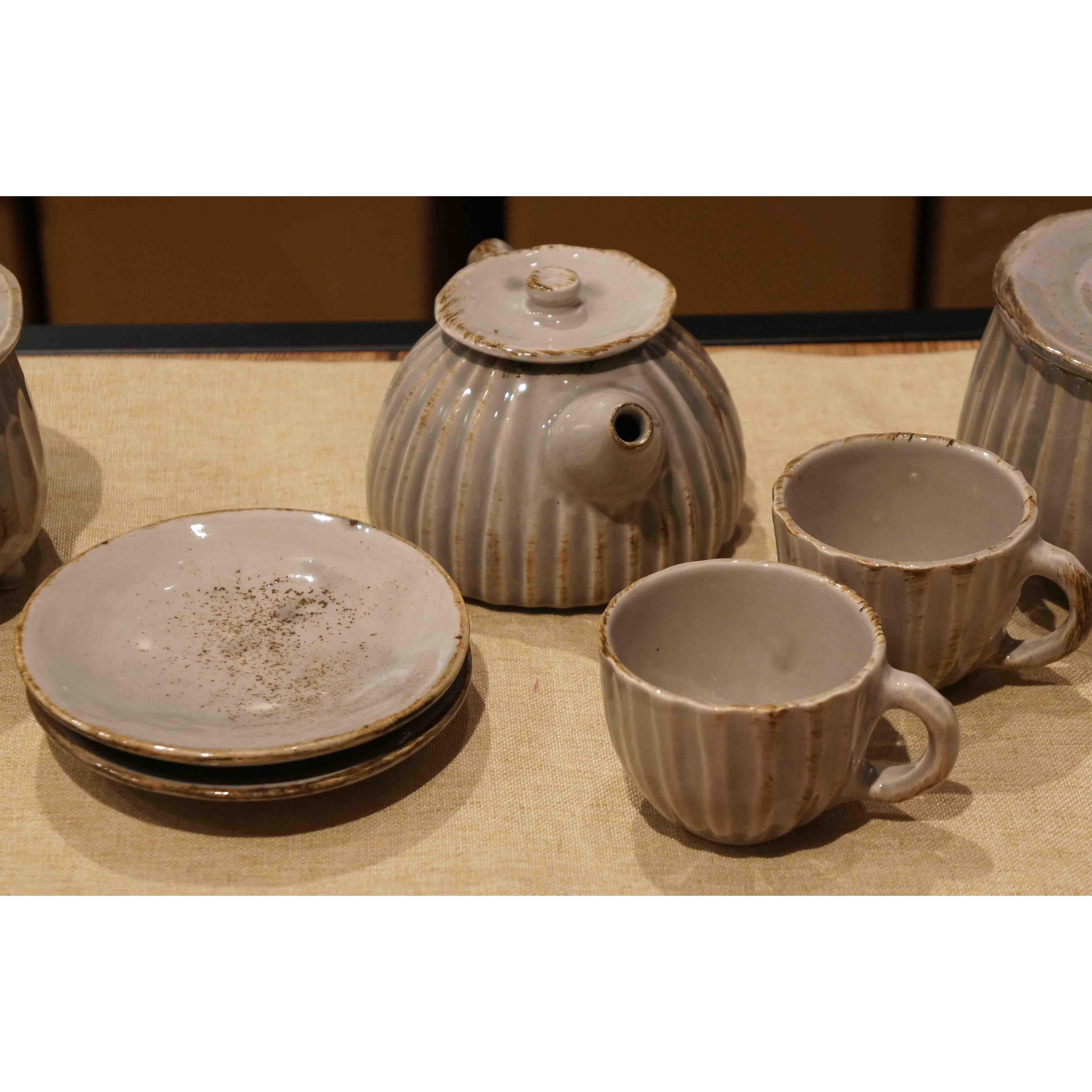 Rose Tea Set - 1