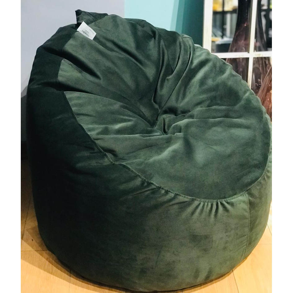 Pouf Pouch - Small Green
