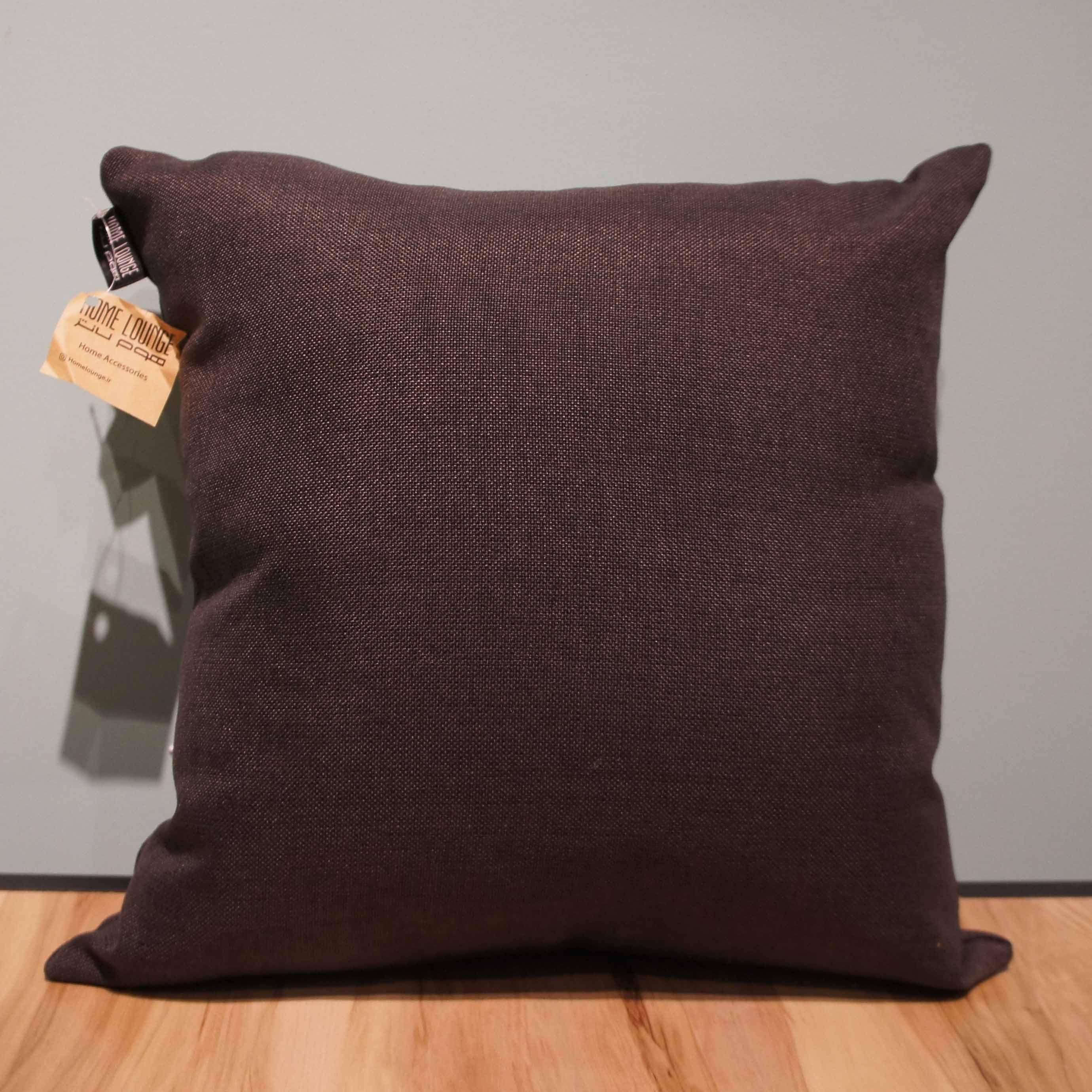 Cushion Cotton - 45.45cm Gray