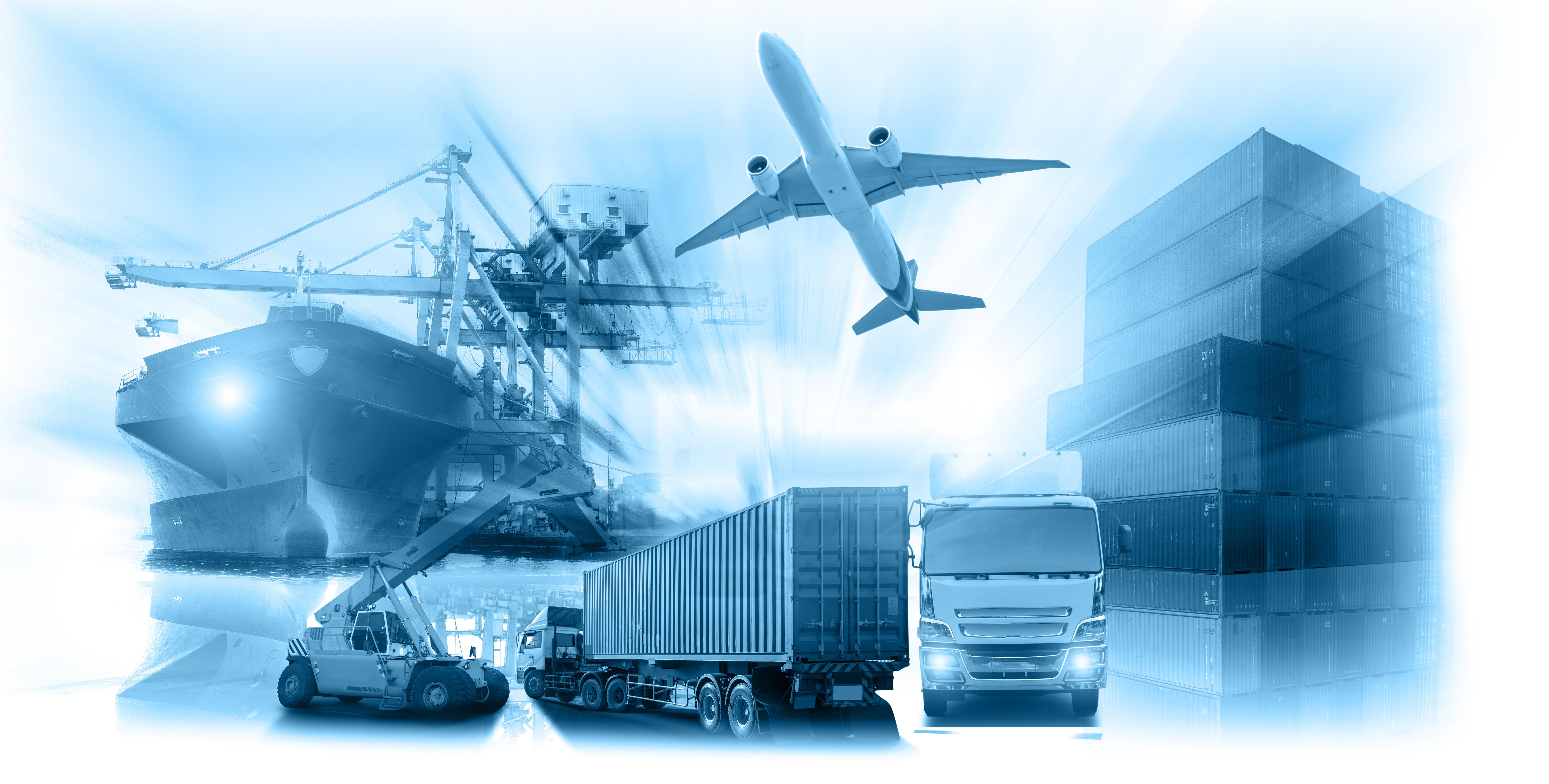 انواع حمل و نقل بین المللی