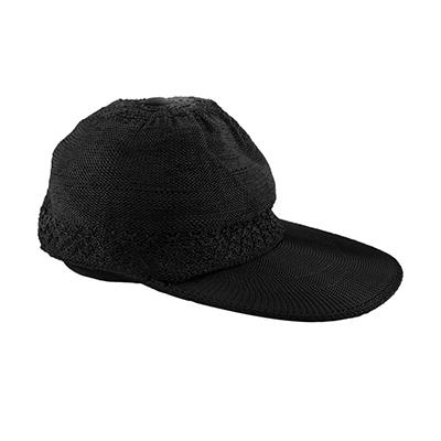 کلاه عماد - مشکی