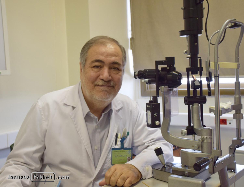 شهید مدافع سلامت دکتر محمد زارع - ۲
