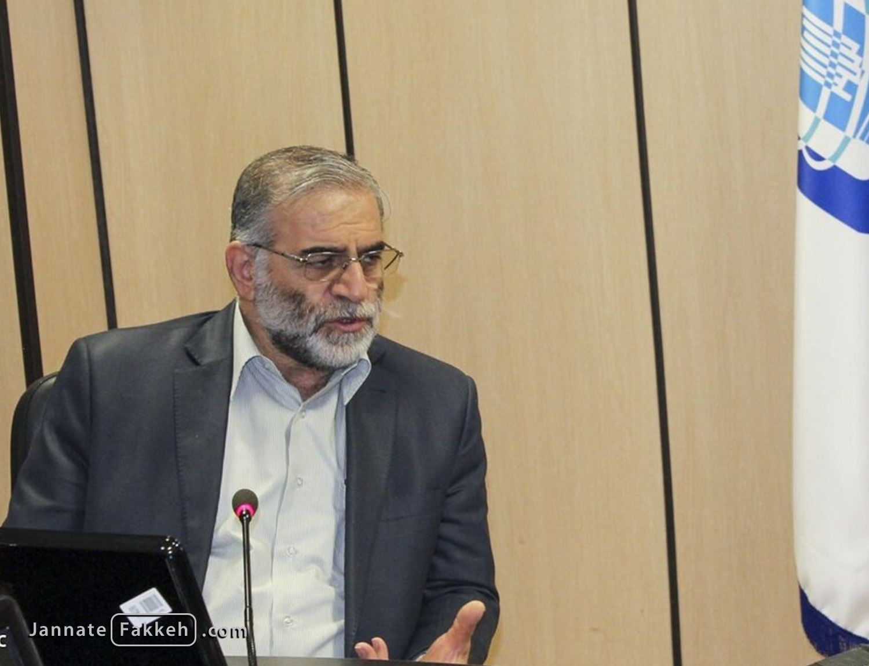 دانشمند شهید دکتر محسن فخریزاده - ۱