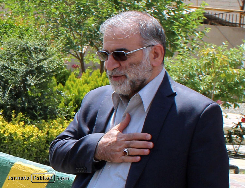 دانشمند شهید دکتر محسن فخریزاده - ۳