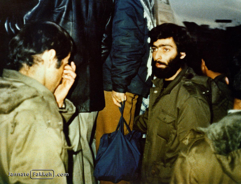 شهید دفاع مقدس محسن وزوایی - ۱