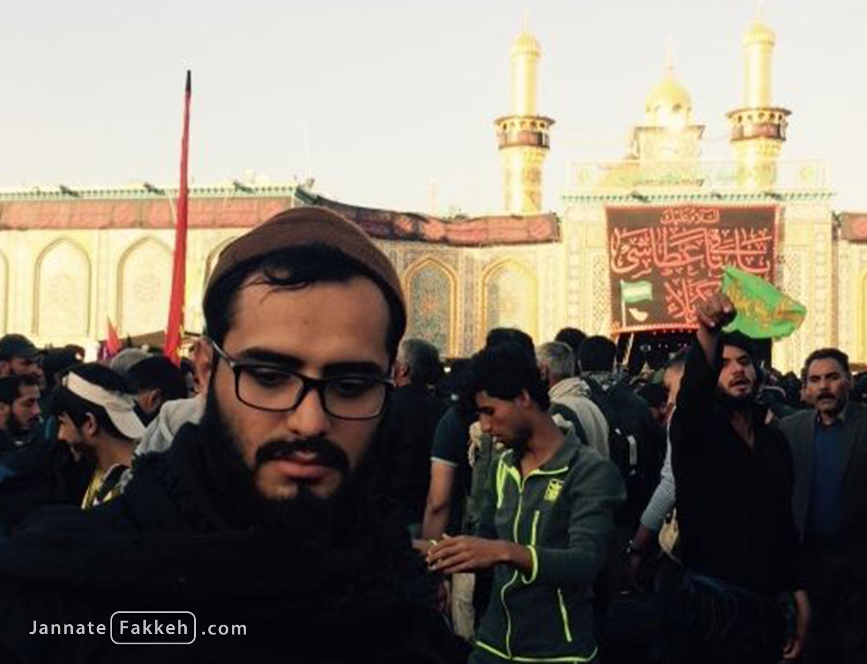 شهید مدافع حرم وحید فرهنگیوالا - ۱