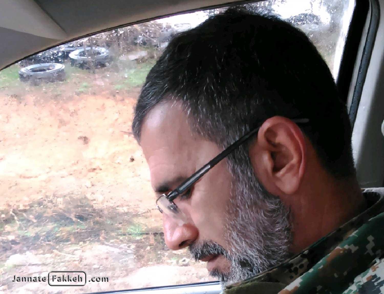 شهید مدافع حرم جانمحمد علیپور - ۴