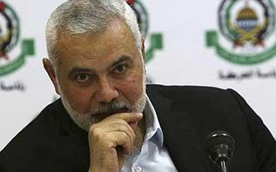 رئیس دفتر سیاسی حماس از سه هدف رژیم صهیونیستی از طرح اشغال خبر داد
