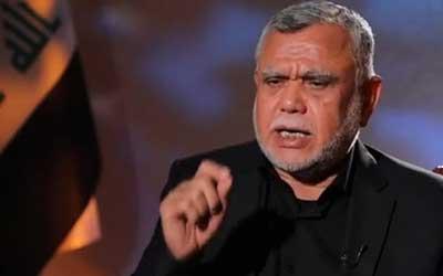 هادی العامری: وقتی نیروهای خارجی در عراق جولان میدهند، از چه اقتداری سخن میگویند؟