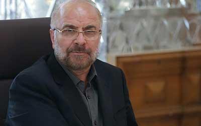 گفتوگوی تلفنی قالیباف و دبیر کل جنبش جهاد اسلامی فلسطین