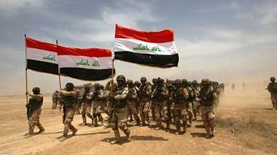 عراق | متلاشی شدن یک باند داعش در سامراء