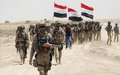 کشته شدن ۱۸ نیروی امنیتی عراق در مقابله با داعش در جنوب اربیل