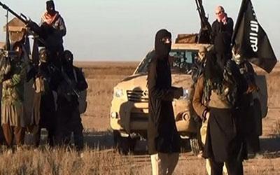 دستگیری ۱۱ تروریست داعشی از سوی نیروهای امنیتی عراق در دیالی