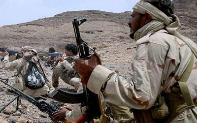۴۰ شبهنظامی وابسته به ائتلاف سعودی در یمن کشته شدند