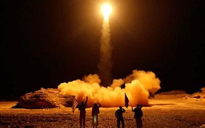 حملات موشکی و پهپادی یمن به عمق عربستان سعودی