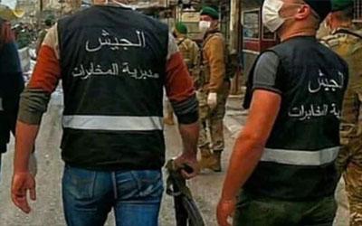 شناسایی یک باند تروریستی در شمال لبنان