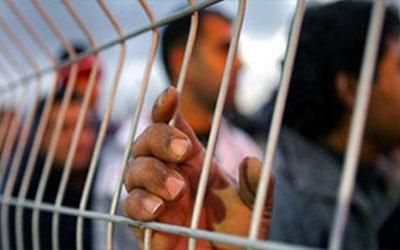 اعتصاب غذای ۱۰۰ اسیر فلسطینی در زندان عوفر
