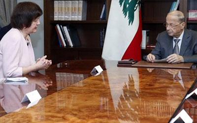 رئیسجمهور لبنان ضمن اعتراض به تلآویو؛ برای ازسرگیری مذاکرات ترسیم مرزی آمادهایم