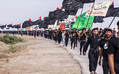 الحشدالشعبی عملیات داعش برای نفوذ در میان زائران اربعین را خنثی کرد