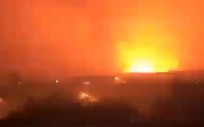 ارتش یمن یکی از مهمترین پایگاههای دولت مستعفی را هدف حمله موشکی قرار داد