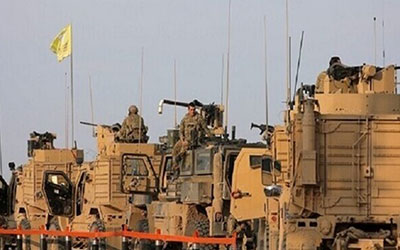 یک کاروان لجستیک ارتش آمریکا در ناصریه هدف قرار گرفت