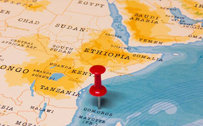 اسرائیل در تلاش برای عادی سازی روابط با «جزایر کومور»