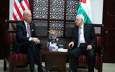 عباس برای دریافت کمک مالی از کشورهای عربی دست به دامان بایدن شد
