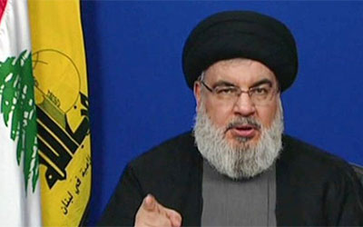 دبیر کل حزب الله در اجلاس وحدت: توطئه دشمن ادامه دارد