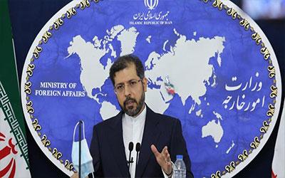 ایران اقدام تروریستی امروز در دمشق را محکوم کرد