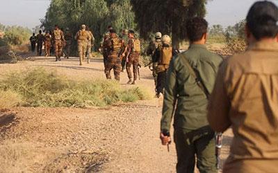 آغاز عملیات جدید «الحشدالشعبی» علیه بقایای داعش