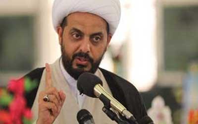 دبیرکل عصائب الحق: نسل جدید عراق میتواند دوباره علیه اشغالگران انقلاب کند