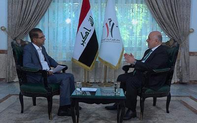 حیدر العبادی: شهید سلیمانی تجربه جنگ چریکی را به عراق منتقل کرد/ ضرورت حفظ الحشدالشعبی