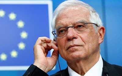 بورل: اقدام تلآویو در الحاق کرانهباختری بر روابط دوجانبه تاثیرگذار خواهد بود