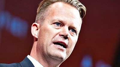 هشدار وزیر دانمارکی درباره خطرات طرح اشغال کرانه باختری
