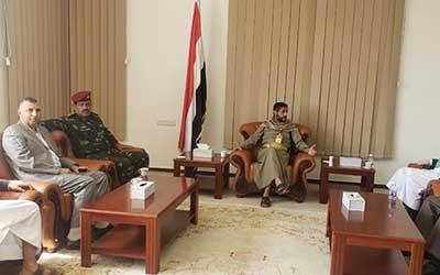 فرمانده یک گروه تحت حمایت امارات به انصارالله پیوست