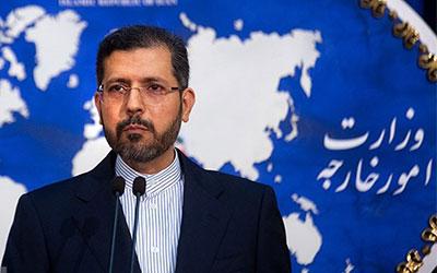 واکنش خطیبزاده به حمله به کاروان خودروهای دیپلماتیک در بغداد