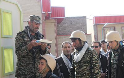 سرباز تراز انقلاب اسلامی
