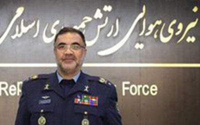 انتصاب امیر سرتیپ خلبان حمید واحدی به فرماندهی نیروی هوایی ارتش