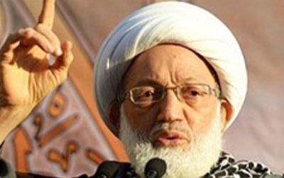 دعوت رهبر انقلاب بحرین به همهپرسی برای اطلاع از وزن مخالفین حکومت