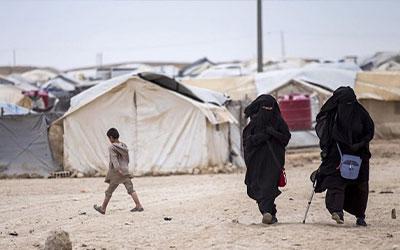 انتقال مخفیانه دهها خانواده داعشی از اردوگاه الهول سوریه به موصل